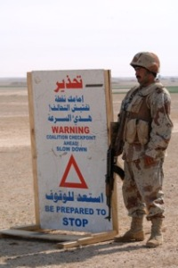 US_Navy_Iraq checkpoint_
