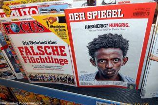 Deutsche zeitung flüchtlinge